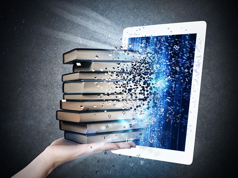 Imparare a conoscere gli e-book